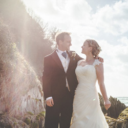 Devon & Cornwall Wedding Photographers. Modern, natural photography